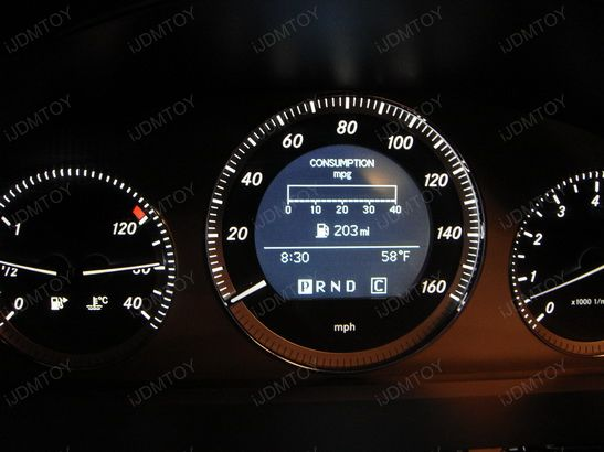 Mercedes - GLK350 - Error - Free 10
